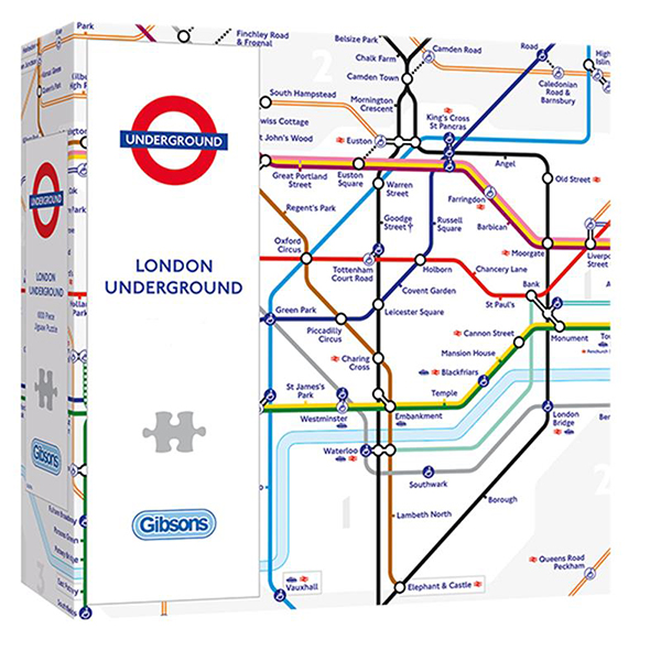 TFL LONDON UNDERGROUND MAP  Image