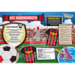 FOOTBALL CRAZY AFC BOURNEMOUTH (CRF400) Thumbnail