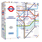 TFL LONDON UNDERGROUND MAP  Thumbnail